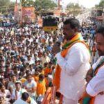 BJP-Telangana-Poru-Yatra-Kalvakurthi_Jan21st_2PM