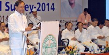 KCR-in-meeting-at-HICC