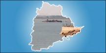 Telangana-map-Restoring-of-Water-Tanks