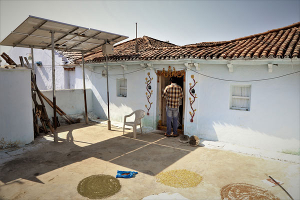 Solar House hold – 25 houses have been successfully converted into Solar House holds.