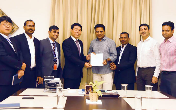 Hyundai Mobis, an Automotive giant to set up campus in